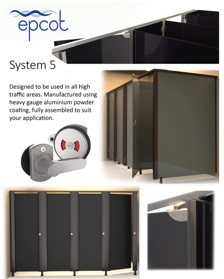 System 5 by Epcot Cubicles