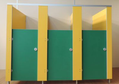 Green Nursery or Children's Cubicles by Epcot